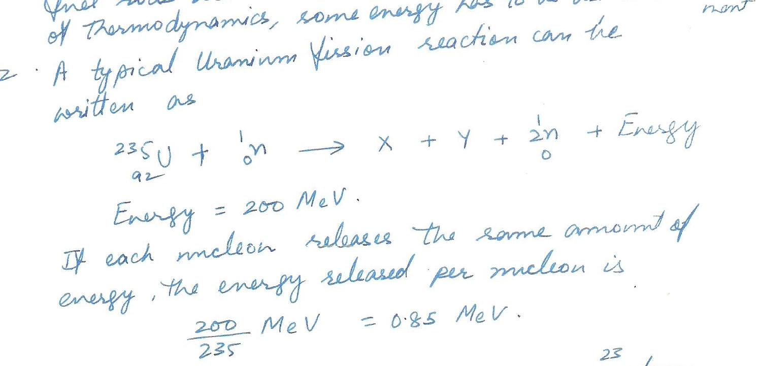 Buzztutor questions and answers by category from the total energy release in a typical uranium fission dtermine approximately how many mev are realeased by each nuchon uranium or proton when we altavistaventures Choice Image